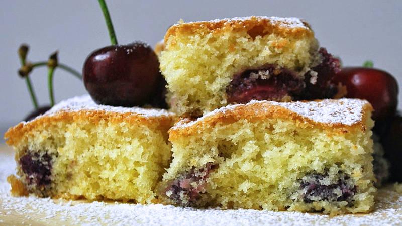 Torta alle ciliegie