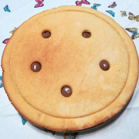 Torta biscottone Baiocco