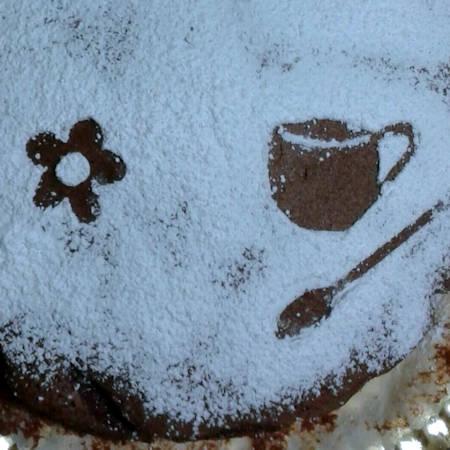 Torta cacao e caffè veloce