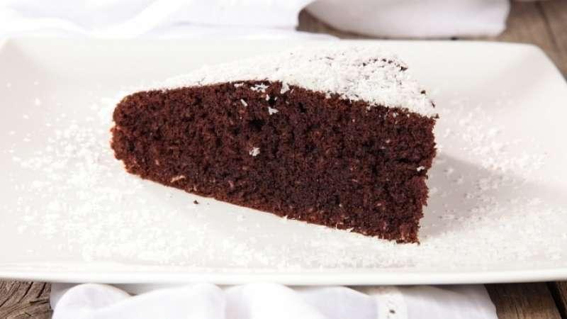 Torta cacao e cocco veloce
