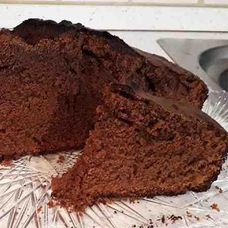 Torta cioccolato e rum