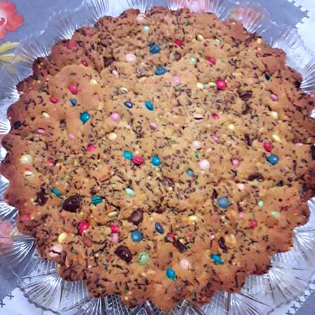 Torta cookies di Carnevale