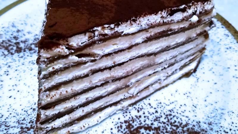 Ricetta crepes dolci con il bimby