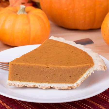 Torta di zucca americana (Pumpkin Pie)
