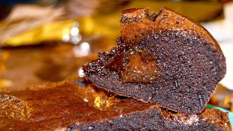 Torta estasi senza glutine