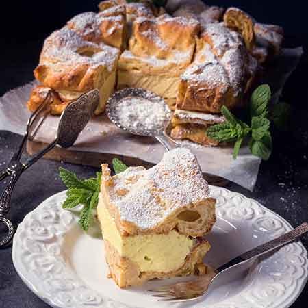 Torta Karpatka