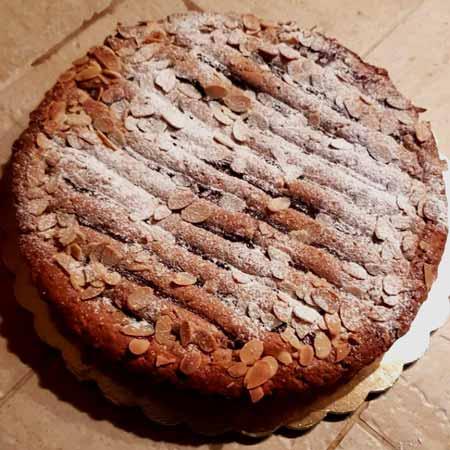 Torta Linzer