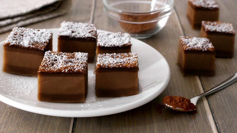 Torta magica al cioccolato