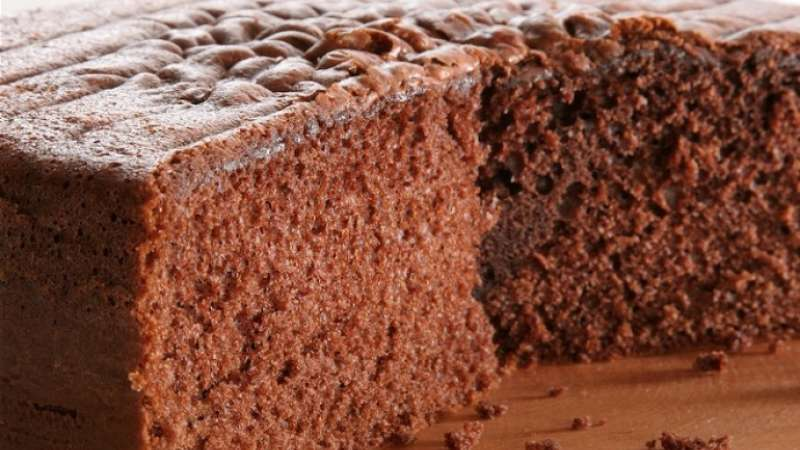 Torta paradiso al cioccolato