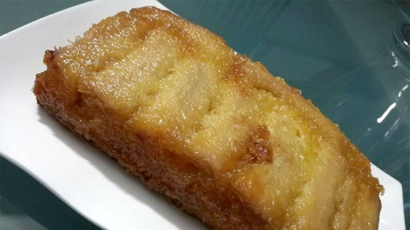Ricetta Torta Banana.Torta Rovesciata Alle Banane Ricette Bimby