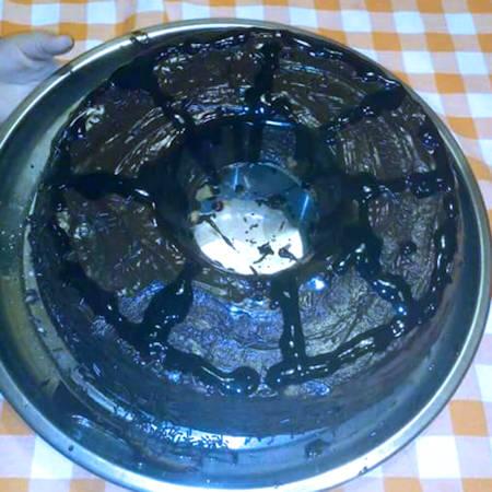 Torta negresa