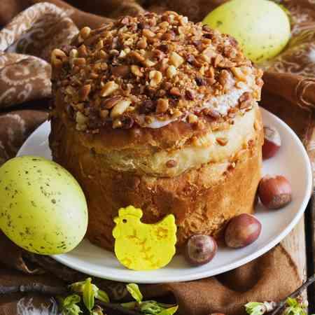 Torta soffice di Pasqua
