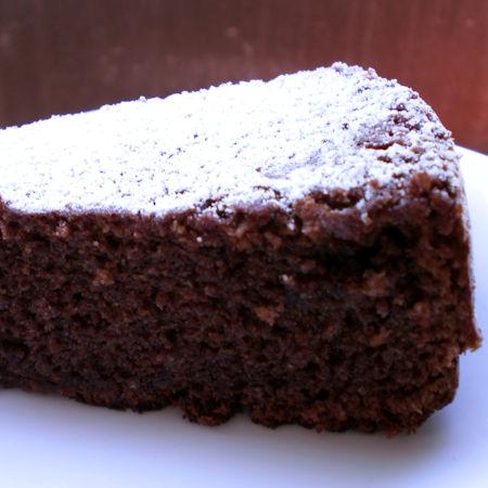 Torta veloce al cioccolato al microonde
