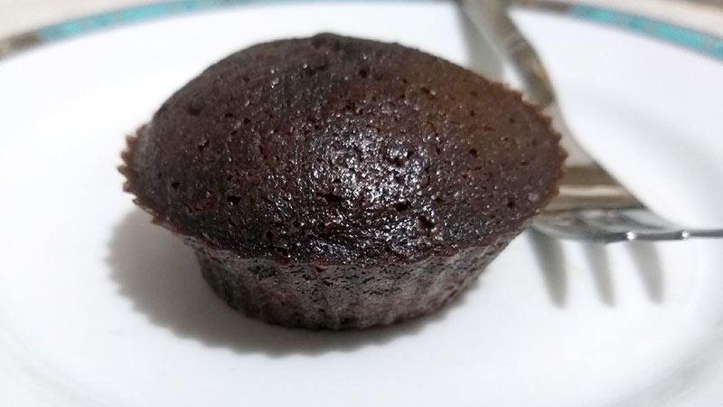 Tortini zucca e cacao