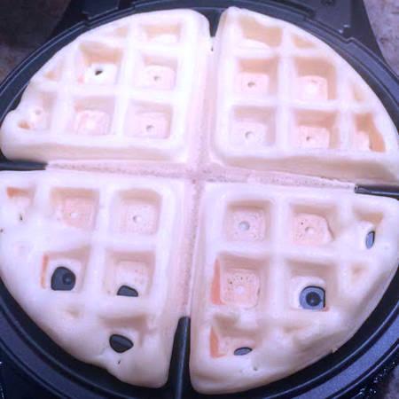 Waffle di FLO