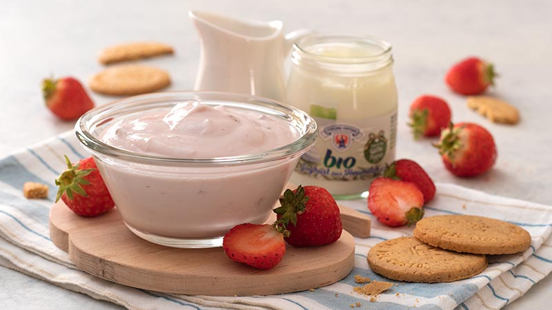 Ricetta Yogurt Bimby Tm31.Yogurt Alla Frutta Ricette Bimby