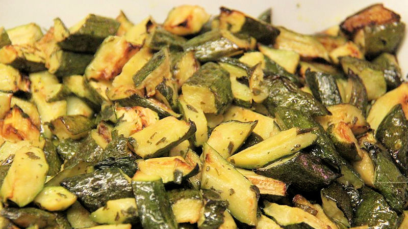 Ricetta Veloce Con Zucchine.Zucchine Trifolate Veloci Ricette Bimby