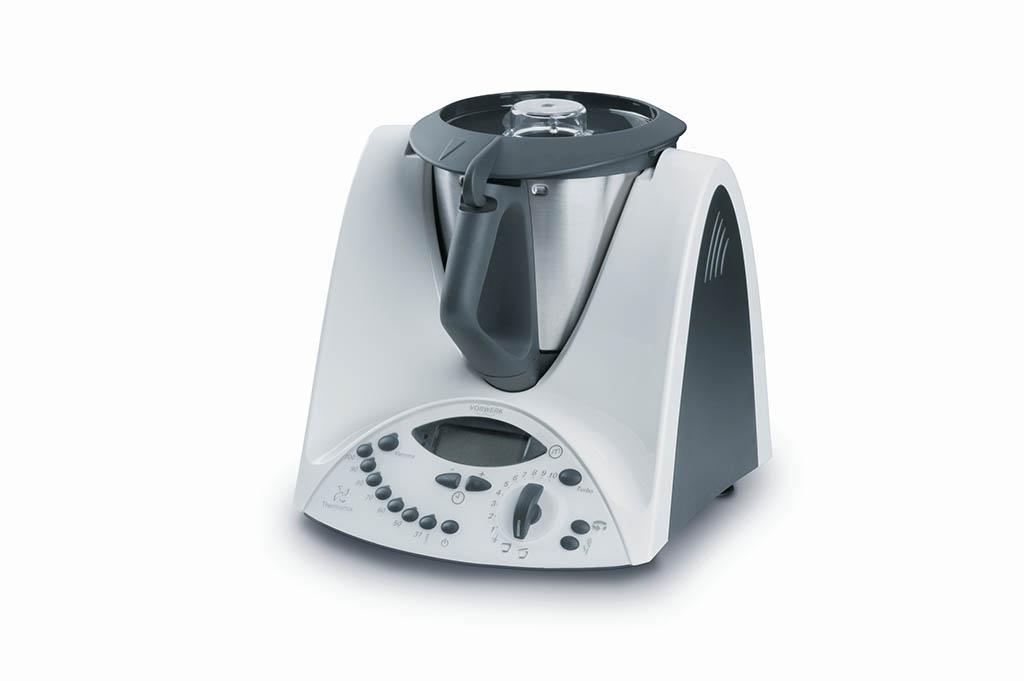 Vorwerk bimby tm31 originale ricondizionato bymby tm 31 ebay - Macchina per cucinare bimby ...